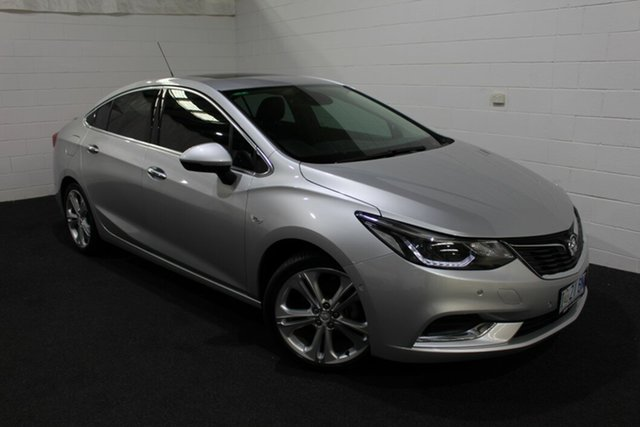 Used Holden Astra BL MY18 LTZ, 2018 Holden Astra BL MY18 LTZ Silver 6 Speed Sports Automatic Sedan