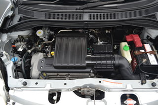 2009 Suzuki Swift RS415 Silver 4 Speed Automatic Hatchback