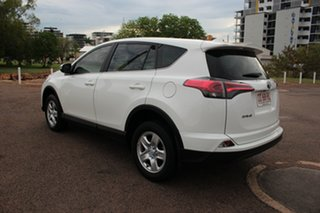 2016 Toyota RAV4 ZSA42R GX 2WD Glacier White 6 Speed Manual Wagon.