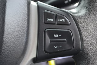 2014 Suzuki S-Cross JY GL Silver 7 Speed Constant Variable Hatchback
