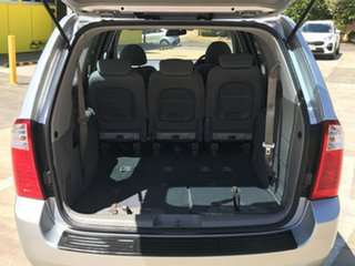2008 Kia Carnival VQ MY08 EXE Silver 4 Speed Sports Automatic Wagon