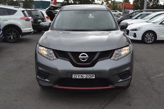 2016 Nissan X-Trail T32 ST X-tronic 2WD N-SPORT Black Grey 7 Speed Constant Variable Wagon