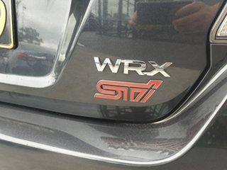 2015 Subaru WRX V1 MY16 STI AWD Premium Grey 6 Speed Manual Sedan