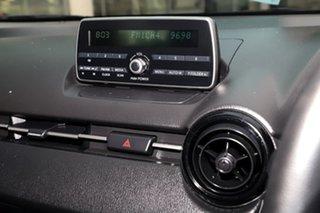 2015 Mazda 2 DL2SAA Neo SKYACTIV-Drive Silver 6 Speed Sports Automatic Sedan
