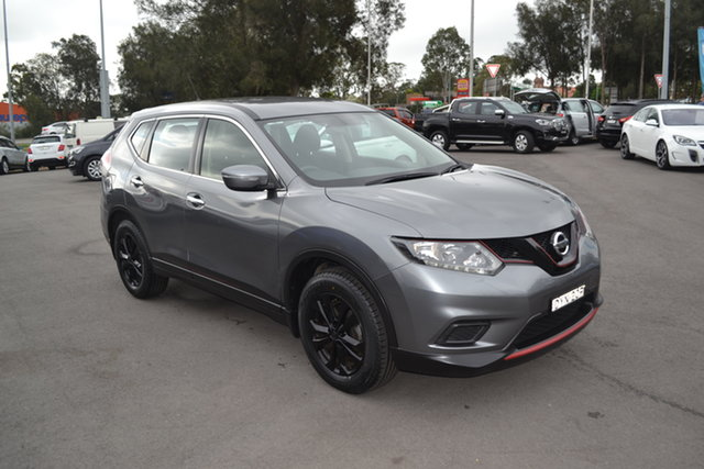 Used Nissan X-Trail T32 ST X-tronic 2WD N-SPORT Black, 2016 Nissan X-Trail T32 ST X-tronic 2WD N-SPORT Black Grey 7 Speed Constant Variable Wagon