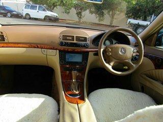 2007 Mercedes-Benz E-Class W211 MY07 E350 Elegance Blue 7 Speed Automatic Sedan