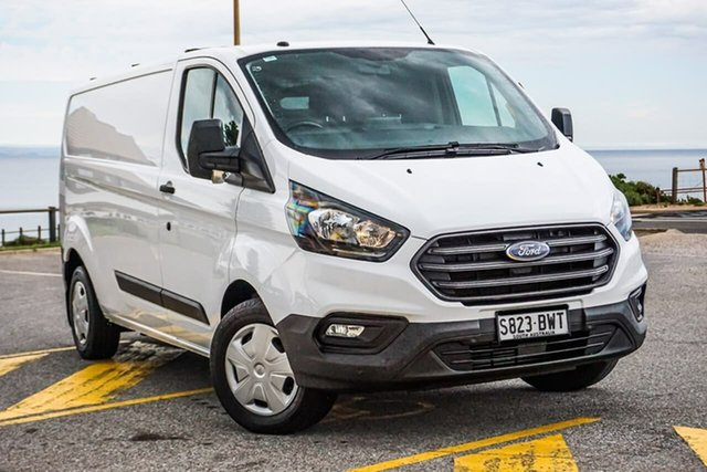 Used Ford Transit Custom VN 2018.5MY 340L (Low Roof) Christies Beach, 2018 Ford Transit Custom VN 2018.5MY 340L (Low Roof) White 6 Speed Automatic Van