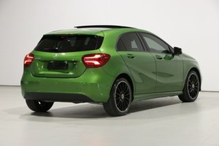 2018 Mercedes-Benz A180 176 MY18 Green 7 Speed Automatic Hatchback
