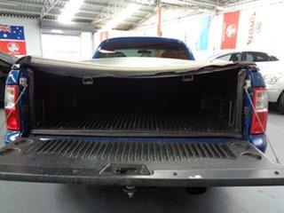2008 Ford Falcon BF Mk II XR6 Ute Super Cab Blue 5 Speed Manual Utility