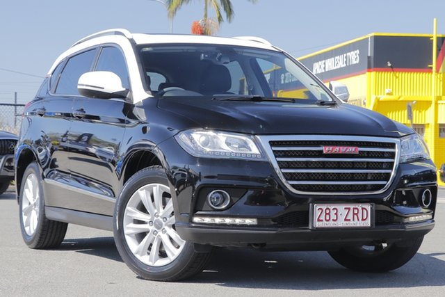 Used Haval H2  Lux 2WD, 2015 Haval H2 Lux 2WD Ebony 6 Speed Sports Automatic Wagon