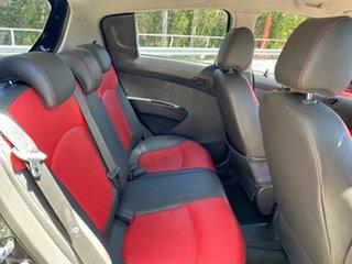 2010 Holden Barina TK MY11 Black 5 Speed Manual Hatchback