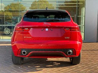 2019 Jaguar E-PACE X540 20MY Standard R-Dynamic SE 9 Speed Sports Automatic Wagon
