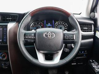 2018 Toyota Fortuner GUN156R MY18 GXL Blue 6 Speed Automatic Wagon