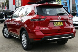 2017 Nissan X-Trail T32 Series II ST X-tronic 2WD Ruby Red 7 Speed Constant Variable Wagon.