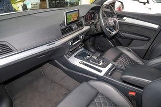 2018 Audi SQ5 FY MY18 Tiptronic Quattro White 8 Speed Sports Automatic Wagon
