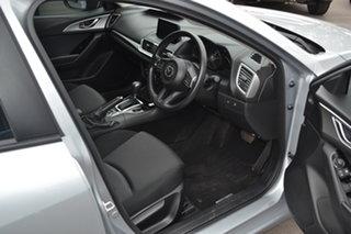 2018 Mazda 3 BN5478 Neo SKYACTIV-Drive Sport Silver 6 Speed Sports Automatic Hatchback