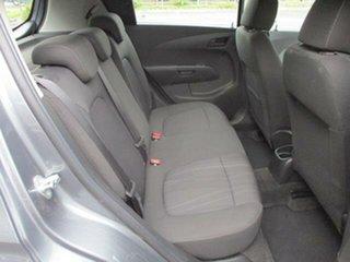 2014 Holden Barina CD CD Satin Steel Grey Automatic Hatchback