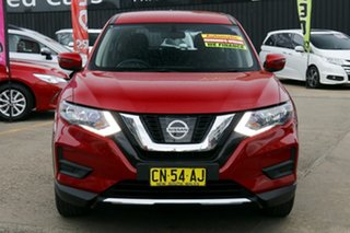 2017 Nissan X-Trail T32 Series II ST X-tronic 2WD Ruby Red 7 Speed Constant Variable Wagon