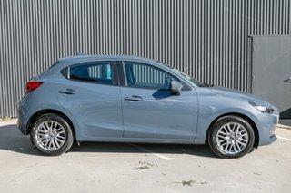 2020 Mazda 2 DJ2HAA G15 SKYACTIV-Drive Evolve Polymetal Grey 6 Speed Sports Automatic Hatchback.