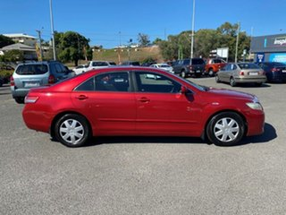 2009 Toyota Camry ACV40R Altise Red 5 Speed Automatic Sedan.