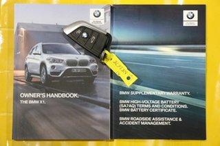 2019 BMW X1 F48 MY19 xDrive 25I White 8 Speed Automatic Wagon