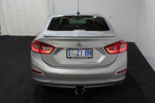 2018 Holden Astra BL MY18 LTZ Silver 6 Speed Sports Automatic Sedan