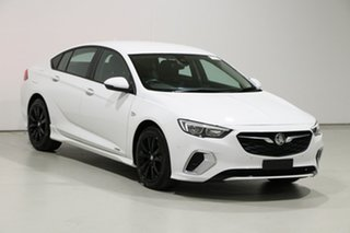 2019 Holden Commodore ZB RS (5Yr) White 9 Speed Automatic Liftback