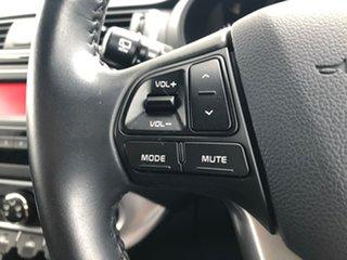 2015 Kia Rio UB MY15 S-Premium White 4 Speed Sports Automatic Hatchback