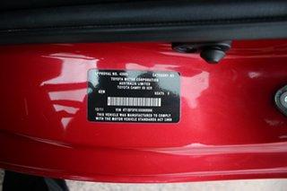 2011 Toyota Camry ASV50R Atara SX Wildfire 6 Speed Sports Automatic Sedan