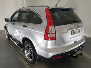 2008 Honda CR-V RE MY2007 4WD Silver 6 Speed Manual Wagon