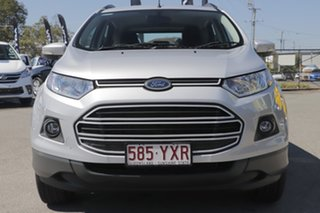 2017 Ford Ecosport BK Trend PwrShift Moondust Silver 6 Speed Sports Automatic Dual Clutch Wagon