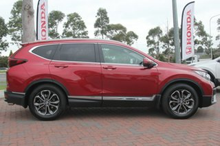 2020 Honda CR-V RW MY21 VTi FWD L7 Ignite Red 1 Speed Constant Variable Wagon