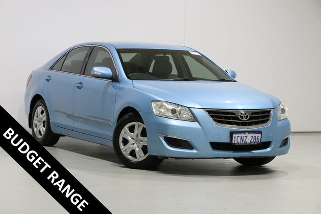 Used Toyota Aurion GSV40R AT-X, 2006 Toyota Aurion GSV40R AT-X Grey 6 Speed Auto Sequential Sedan