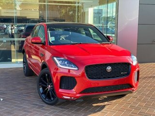 2019 Jaguar E-PACE X540 20MY Standard R-Dynamic SE 9 Speed Sports Automatic Wagon.