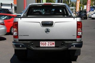 2017 Holden Colorado RG MY17 LTZ Pickup Crew Cab Silver 6 Speed Manual Utility