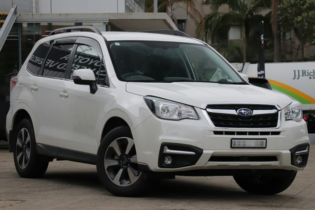 Used Subaru Forester MY17 2.5I-L, 2017 Subaru Forester MY17 2.5I-L Continuous Variable Wagon