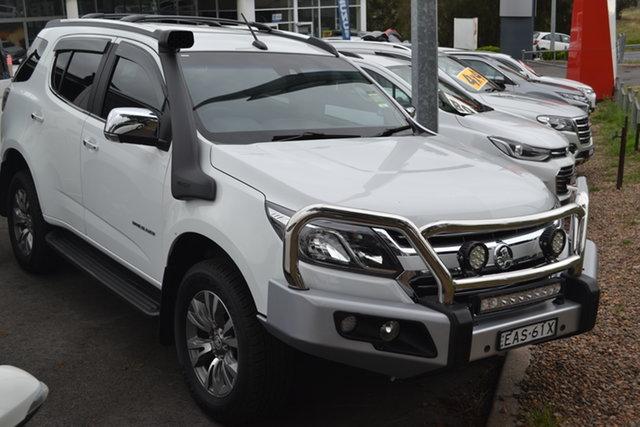 Used Holden Trailblazer RG MY20 LTZ, 2019 Holden Trailblazer RG MY20 LTZ White 6 Speed Sports Automatic Wagon