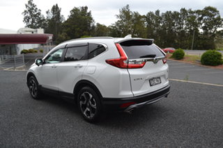 2019 Honda CR-V RW MY19 50 Years Edition FWD White 1 Speed Constant Variable Wagon