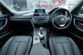 2012 BMW 320d F30 Grey 8 Speed Automatic Sedan
