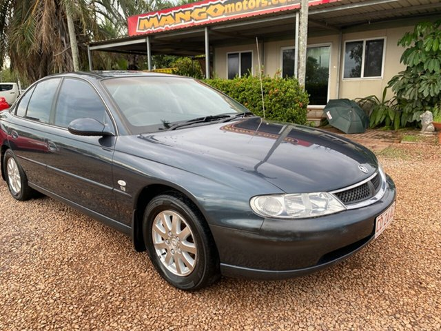 Used Holden Berlina VX II Pinelands, 2002 Holden Berlina VX II 4 Speed Automatic Sedan