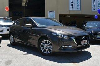 2016 Mazda 3 BM MY15 Maxx Bronze 6 Speed Manual Hatchback