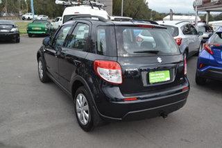 2008 Suzuki SX4 GYB Black 4 Speed Automatic Hatchback.