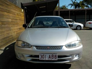 2003 Mitsubishi Lancer CE2 MY02.5 GLi Silver 4 Speed Automatic Coupe