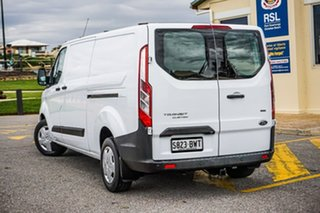 2018 Ford Transit Custom VN 2018.5MY 340L (Low Roof) White 6 Speed Automatic Van.
