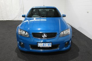2012 Holden Ute VE II SS Thunder Perfect Blue 6 Speed Sports Automatic Utility