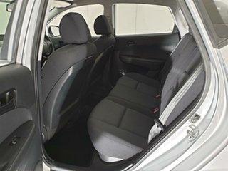 2010 Hyundai i30 FD MY10 SX Silver 5 Speed Manual Hatchback