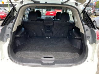 2014 Nissan X-Trail T32 ST X-tronic 2WD White/clotj 7 Speed Constant Variable Wagon