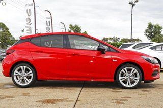 2020 Holden Astra BK MY20 RS-V Red 6 Speed Sports Automatic Hatchback