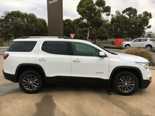 2019 Holden Acadia AC MY19 LTZ 2WD Summit White 9 Speed Sports Automatic Wagon.