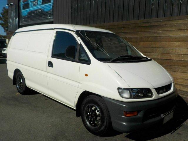 Used Mitsubishi Express WA Walk-Thru, 1999 Mitsubishi Express WA Walk-Thru White 4 Speed Automatic Van